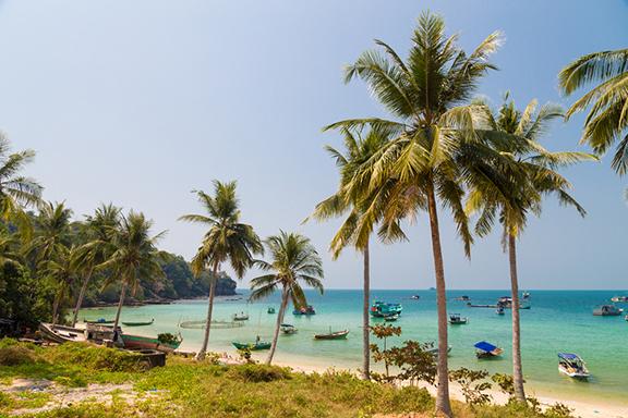 Baden auf Phu Quoc
