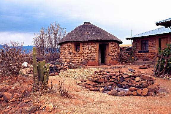 Lesotho: Salt Rock, Sani-Pass und das Volk der Basotho