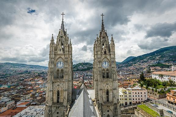 Koloniales Quito