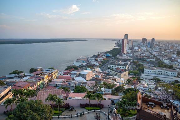 Tropische Wirtschaftsmetropole Guayaquil
