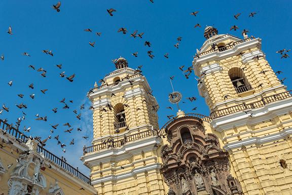 Trendige Hauptstadt Lima