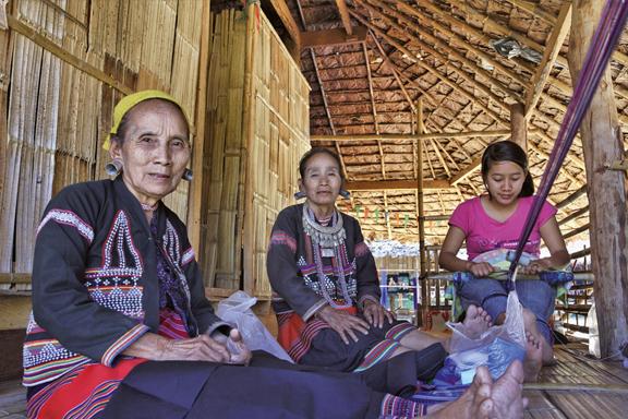 Chiang Mai-Trekking mit Floßfahrt