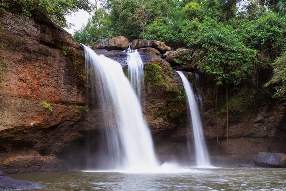 Khao Yai-Nationalpark: Der Wildnis auf der Spur