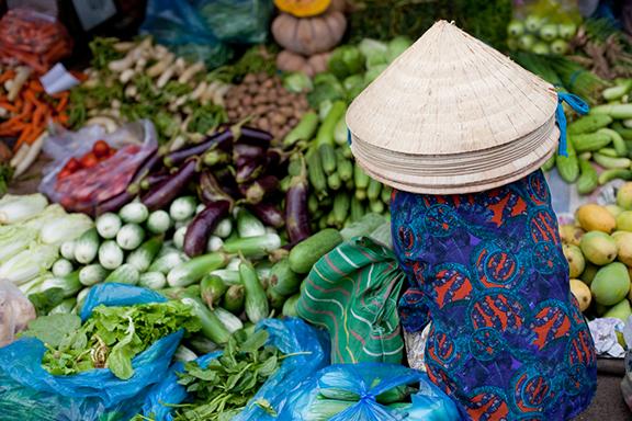 Zu Gast in Hanoi