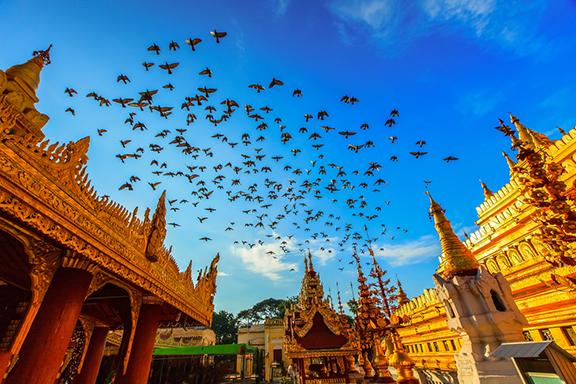 Mandalay und die alte Königsstadt Amarapura