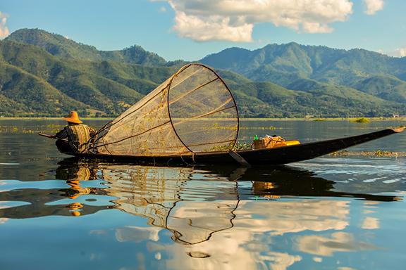 Zu Gast beim Volk der Intha auf dem Inle-See