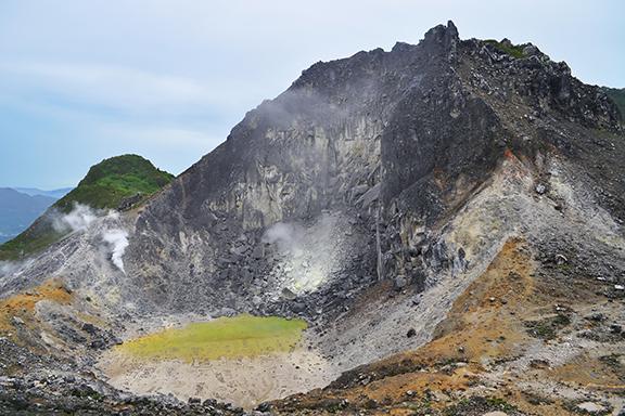 Sumatra: Bergort Berastagi und Sibayak-Vulkan