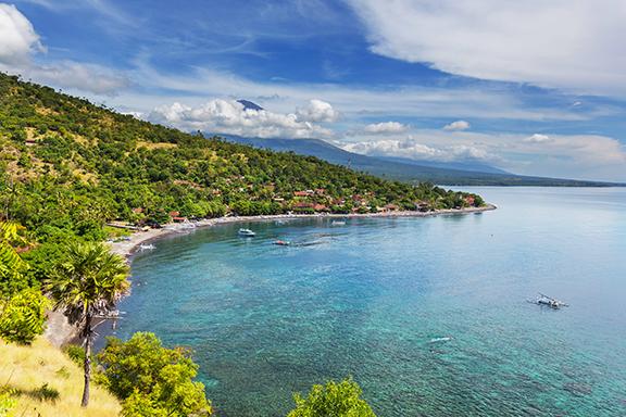Bali: Baden in Amed
