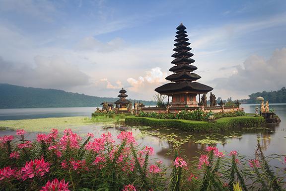 Bali: Bergregion Munduk