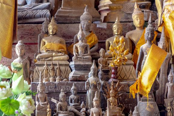 Über den Mekong von Thailand nach Laos