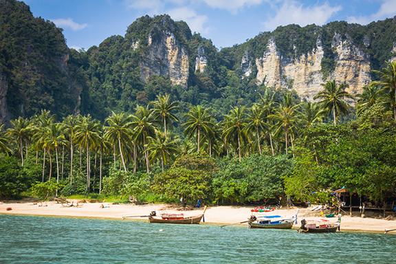 Ao Nang (Krabi) mit Kajaktour im Naturreservat