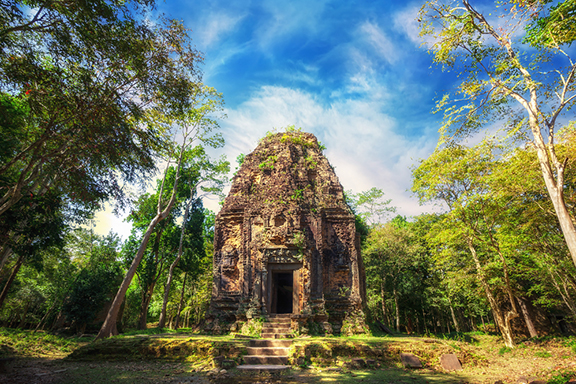 Koh Ker und Sambor Prei Kuk: unbekannte Tempelwelt zwischen Siem Reap und Phnom Penh
