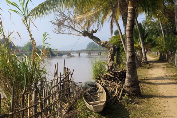 """Si Phan Don: Die """"4.000 Inseln"""" mit dem Rad erkunden"""