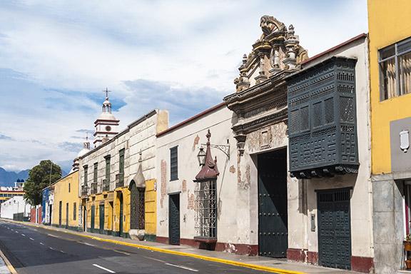 In Trujillo auf den Spuren präkolumbischer Kulturen