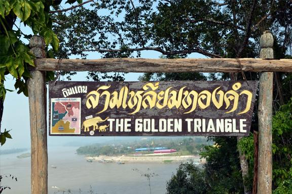 Geheimnisvolles Goldenes Dreieck