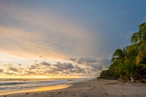 Santa Teresa mit Schnorcheln vor der Isla Tortuga