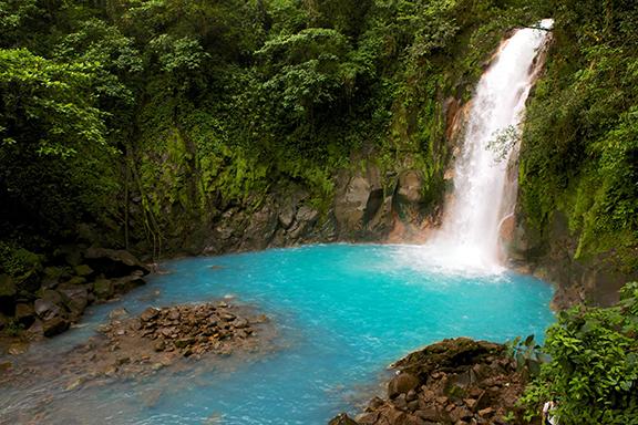 Verwunschene Wälder am Vulkan Tenorio-Nationalpark