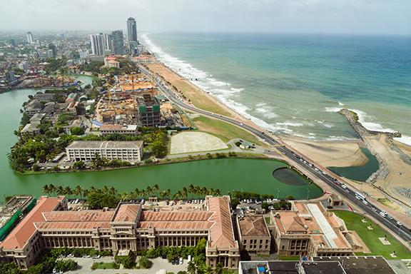 Charmante Metropole Colombo