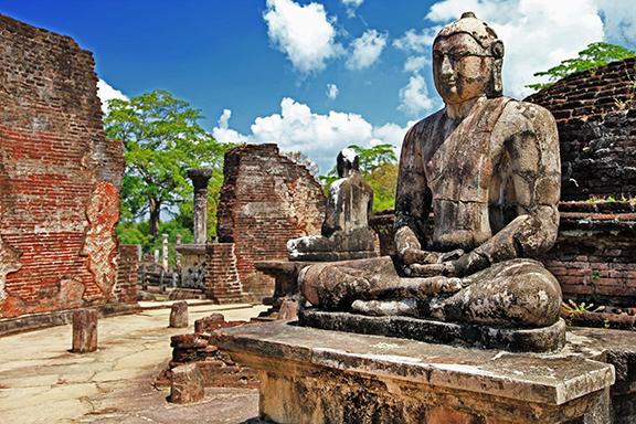 Dambulla, Polonnaruwa, Sigiriya & der Minneriya-Nationalpark