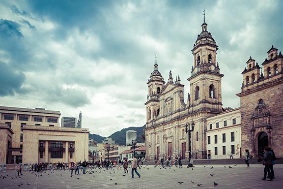 Kunst und Kultur in Bogotá