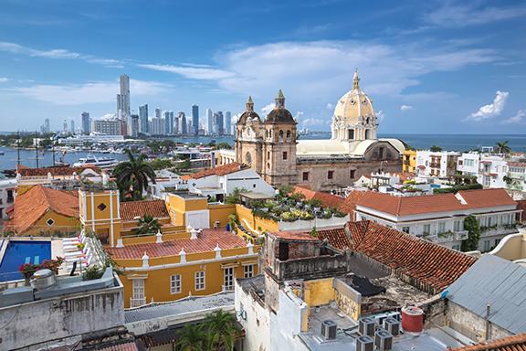 Cartagena: Juwel der Karibik
