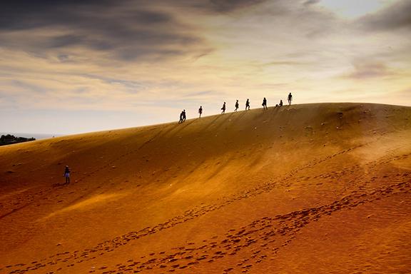 Baden in Mui Ne mit Ausflug zu den Sanddünen