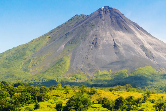 Fahrradtour entlang des Arenal-Vulkans bei La Fortuna