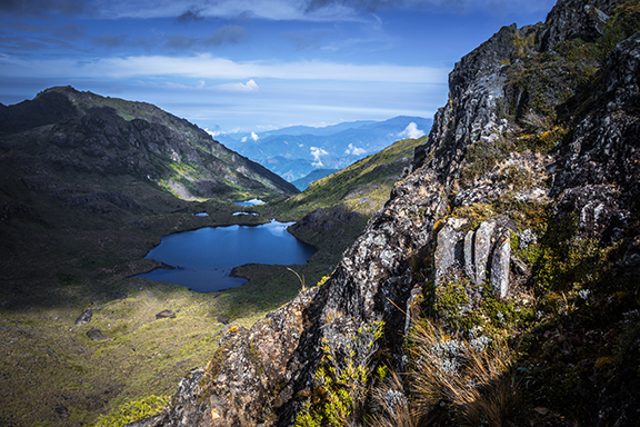 Trekkingabenteuer mit Aufstieg zum Cerro Ena