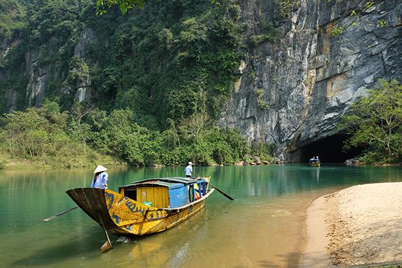 Phnong Nha-Nationalpark mit Paradies- & Phong Nha-Höhle
