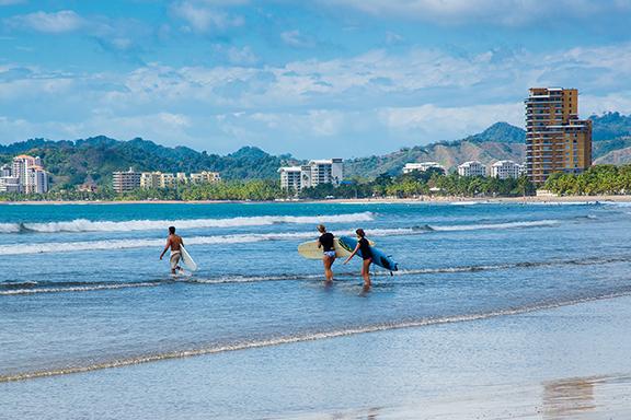 Abenteuer und Entspannung rund um Jacó