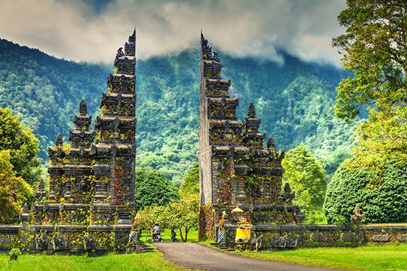 Prächtige Landschaften und exotische Kultur auf Sumatra, Java und Bali