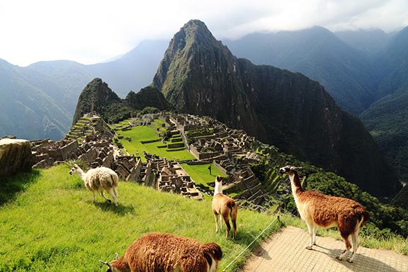 Auf den Spuren der Inkas in Südperu