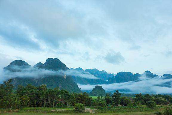 Zauberhaftes Laos