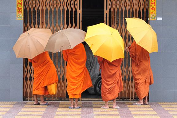Verborgene Schätze am Mekong
