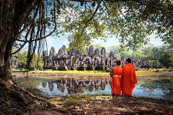 Kultureller Reichtum im Land der Khmer