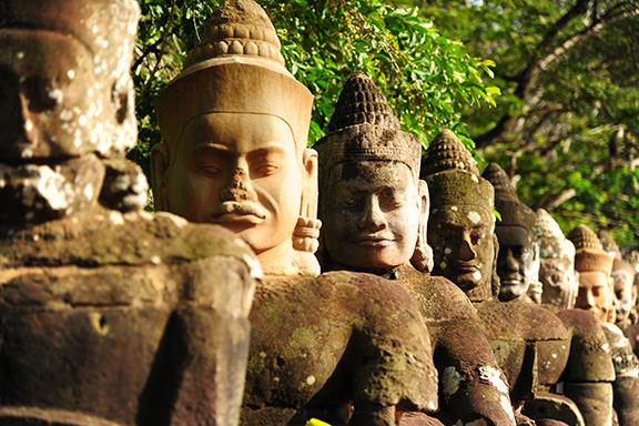 Indochina von der Halong-Bucht bis Siem Reap