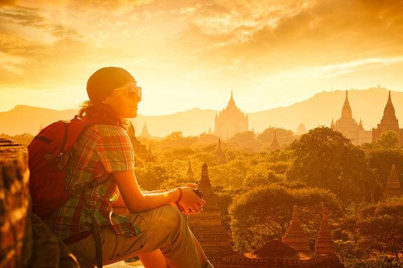Myanmar - Laos - Kambodscha