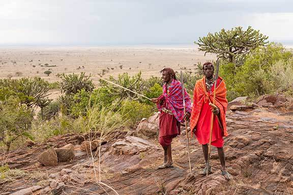 Kenia und Tansania mit Sansibar