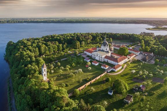 Baltikum Litauen-Lettland-Estland mit dem Fahrrad aktivPlus