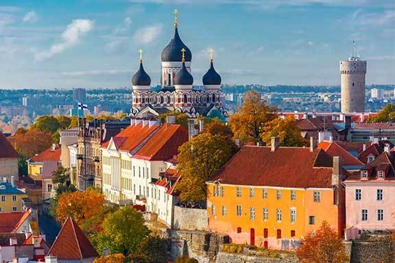 Baltikum: Litauen-Lettland-Estland mit dem Fahrrad