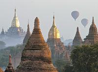 Myanmar mit Verlängerung Ngapali Beach