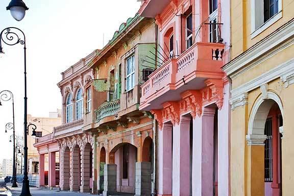 Kuba und Mexiko