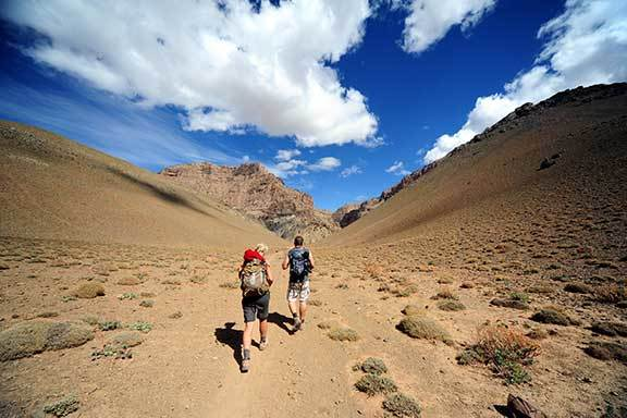 Marokko aktivPlus Winteraktivreise