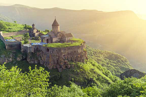 Georgien und Armenien