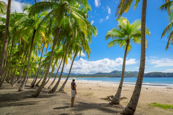Costa Rica, Nicaragua und Panama