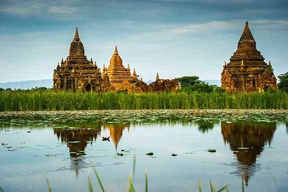 Myanmar Abenteuerreise - 26 Tage