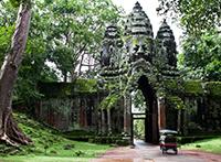 Laos-Kambodscha-Vietnam