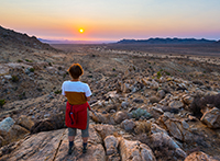 Namibia mit Botswana