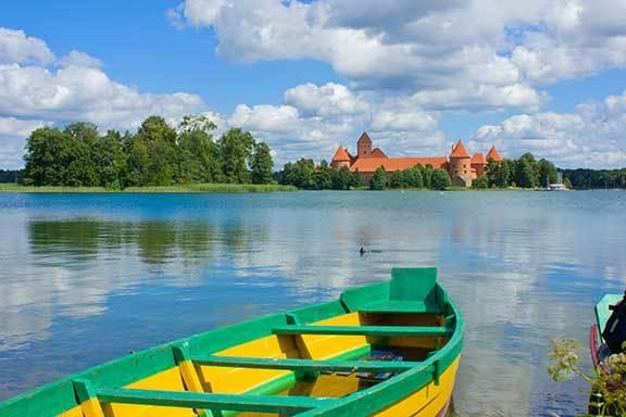 Baltikum: Estland-Lettland-Litauen