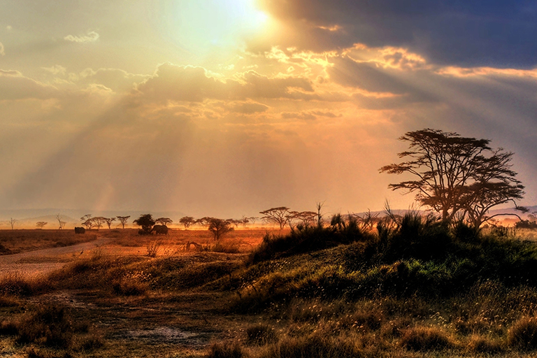 Südafrika, Botswana und Mosambik